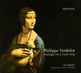 MADRIGALE ALAMIRE/SAYCE, LYNDA/SKINNER, DAVID Audio CD, P. VERDELOT, CD