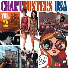 CHARTBUSTERS USA VOL.2 YOUNG RASCALS, CLASSICS, RIGHTEOUS BROS, JERRY JEFF WAL Audio CD, V/A, CD