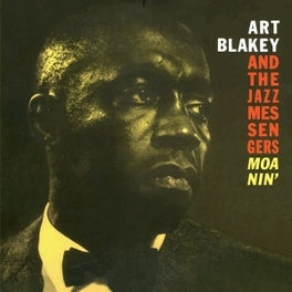 MOANIN' BLAKEY, ART & THE JAZZ ME, CD