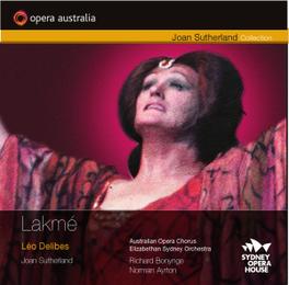 LAKME SYDNEY 1976 L. DELIBES, CD