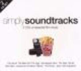 SIMPLY SOUNDTRACKS FT. E.T./PSYCHO/HALLOWEEN/FISTFUL OF DOLLARS/A.O. Audio CD, V/A, CD
