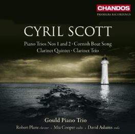 CHAMBER WORKS GOULD PIANO TRIO Audio CD, C. SCOTT, CD