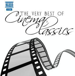 VERY BEST OF CINEMA.. .. CLASSICS//WORKS BY MYERS/BACH/MOZART... Audio CD, V/A, CD