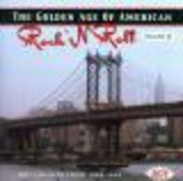 GOLDEN AGE OF AMERICAN.. Audio CD, V/A, CD