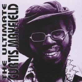 ULTIMATE *29 TRACKS COMPILATION* Audio CD, CURTIS MAYFIELD, CD
