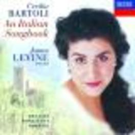 AN ITALIAN SONGBOOK JAMES LEVINE Audio CD, BELLINI/DONIZETTI/ROSSI, CD