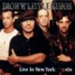 LIVE IN NEW YORK Audio CD, DION 'N' LITTLE KINGS, CD
