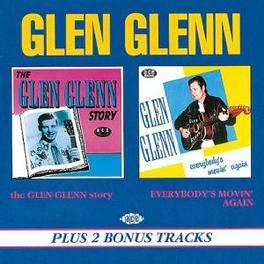 GLEN GLENN STORY/EVERYBOD Audio CD, GLEN GLENN, CD