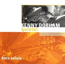 HORN SALUTE Audio CD, DORHAM, KENNY -QUINTET-, CD
