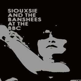 AT THE BBC -3CD + DVD- Audio CD, SIOUXSIE & THE BANSHEES, CD