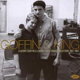 GOFFIN & KING -26TR- GERRY GOFFIN & CAROLE KING COLL.1961-1967//W/A.FRANKLIN Audio CD, V/A, CD