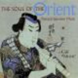 SOUL OF THE ORIENT.. .. TRANQUIL JAPANESE MUSIC Audio CD, V/A, CD