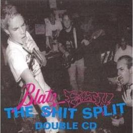SHIT SPLIT BLATZ/FILTH, CD