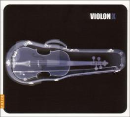 VIOLON EXTREME VIOLIN Audio CD, V/A, CD