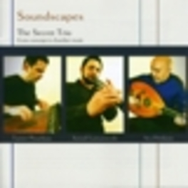 SOUNDSCAPES ARMENIA, TURKEY & MACEDONIAN MUSIC CROSSOVER SECRET TRIO, CD