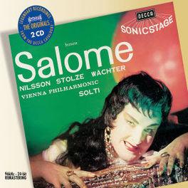 SALOME WIENER PHIL./SOLTI Audio CD, R. STRAUSS, CD
