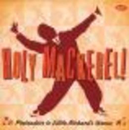 HOLY MACKEREL! *PRETENDERS TO LITTLE RICHARD'S THRONE* Audio CD, V/A, CD