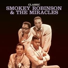 CLASSIC:MASTERS.. .. COLLECTION Audio CD, ROBINSON, S. & MIRACLES, CD