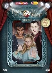 Nachtwacht show -  Het vervloekte perkament, (DVD)