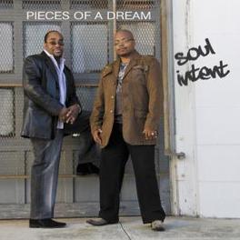 SOUL INTENT Audio CD, PIECES OF A DREAM, CD