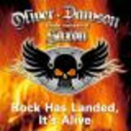 ROCK HAS LANDED IT'S.. Audio CD, SAXON -OLIVER/DAWSON-, CD