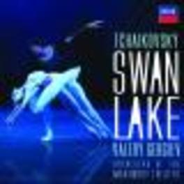SWAN LAKE -COMPLETE- W/GERGIEV, VALERIE/MARIINSKY THEATRE Audio CD, P.I. TCHAIKOVSKY, CD