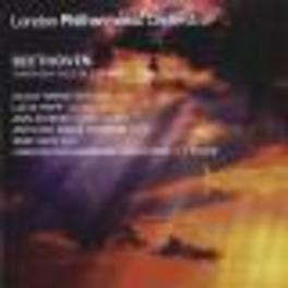 SYMPHONY NO.9 LONDON PHILHARMONIC ORCHESTRA Audio CD, L. VAN BEETHOVEN, CD