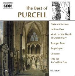 BEST OF PURCELL H. PURCELL, CD