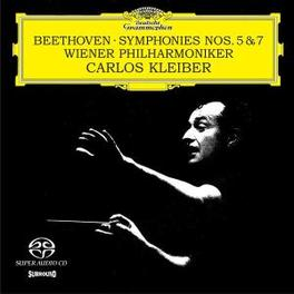SYMPHONIES NO.5 & 7 -SACD WIENER PHILHARMONIKER/KLEIBER/*SUPER AUDIO CD* Super Audio CD, L. VAN BEETHOVEN, CD