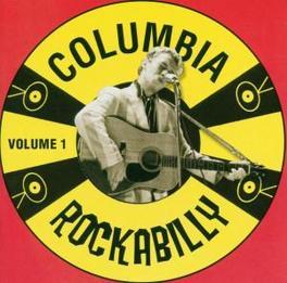 COLUMBIA ROCKABILLY 1 -25 RONNIE SELF/JOE MAPHIS/CARL PERKINS/COLLINS KIDS/BOBBY Audio CD, V/A, CD