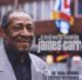 A MAN WORTH KNOWING 1990 GOLDWAX & SOULTRAX RECORDINGS Audio CD, JAMES CARR, CD