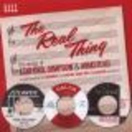 REAL THING SONGS OF ASHFORD, SIMPSON & ARMSTEAD V/A, CD