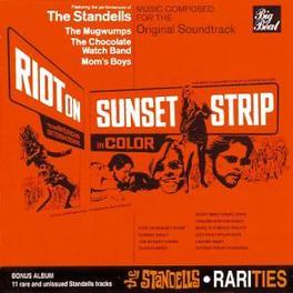 RIOT ON SUNSET../RARITIES Audio CD, STANDELLS, CD