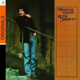 TREASURE ISLAND Audio CD, KEITH JARRETT, CD