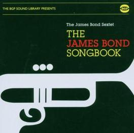 JAMES BOND SONGBOOK: BGP ..SOUND LIBRARY PRESENTS, FIRST EVER RE-ISSUE Audio CD, JAMES JIMMY BOND, CD