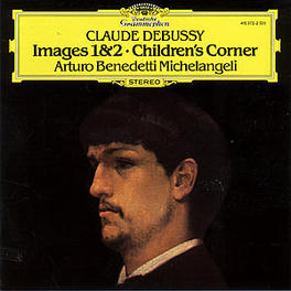 IMAGES 1&2/CHILDREN'S COR MICHELANGELI Audio CD, C. DEBUSSY, CD