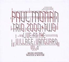 LIVE AT THE VILLAGE..2 LIVE AT THE VILLAGE VANGUARD VOL.2 Audio CD, PAUL MOTIAN, CD