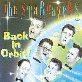 BACK IN ORBIT ! -MONO! Audio CD, STARGAZERS, CD