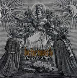 EVANGELION NINTH HELL BREAKING OPUS! Audio CD, BEHEMOTH, CD
