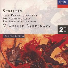 PIANOSONATES 1-10 V.ASHKENAZY Audio CD, A. SCRIABIN, CD