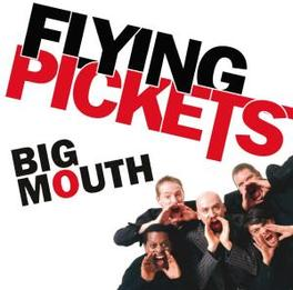 BIG MOUTH FLYING PICKETS, CD