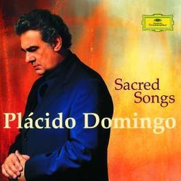 SACRED SONGS PLACIDO DOMINGO, CD