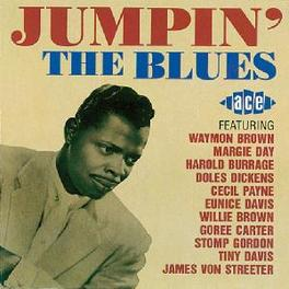 JUMPIN' THE BLUES W/WAYMON BROWN,MARGIE DAY,WILLIE BROWN,... Audio CD, V/A, CD