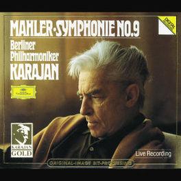 SYMPHONIE NR.9 W/BERLINER PHILHARMONIKER, HERBERT VON KARAJAN Audio CD, G. MAHLER, CD
