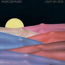 LIGHT OF LOVE MUSIC GO MUSIC, 12' Vinyl