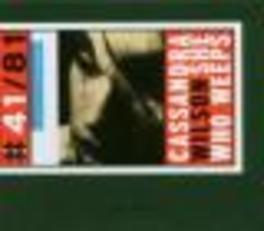 SHE WHO WEEPS Audio CD, CASSANDRA WILSON, CD