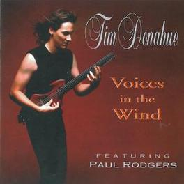VOICES IN THE WIND Audio CD, TIM DONAHUE, CD
