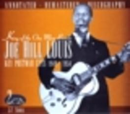 KING OF THE ONE MAN BANDS 1949-54/'KEY POSTWAR CUTS' Audio CD, JOE HILL LOUIS, CD
