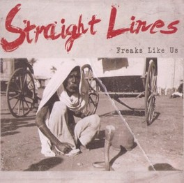 FREAKS LIKE US STRAIGHT LINES, CD