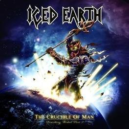 CRUCIBLE OF MAN -DIGI- SOMETHING WICKED PART 2 Audio CD, ICED EARTH, CD